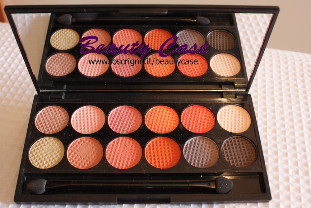 Sleek palette avoir la peche collection paraguaya for Avoir la peche