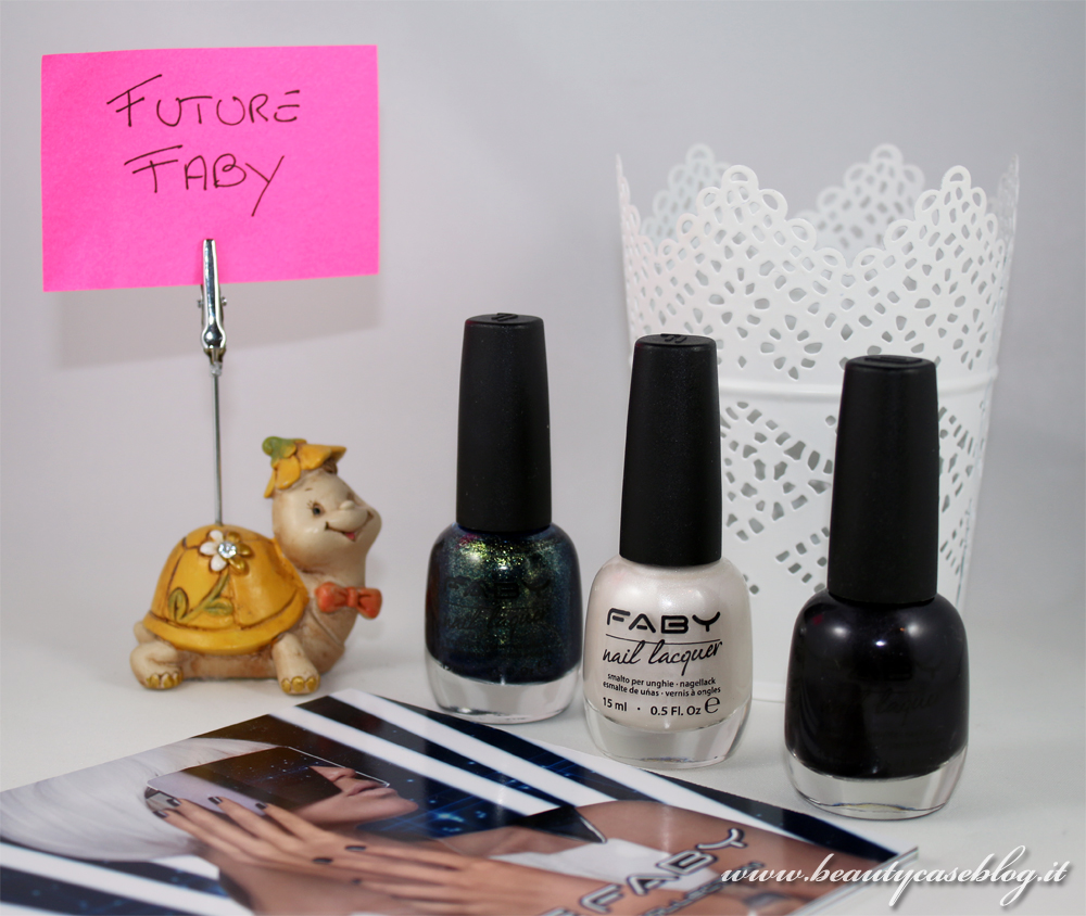 Future Faby - (da sin) Nuit de mistère, Lunar silk, It's not black. It's dark.