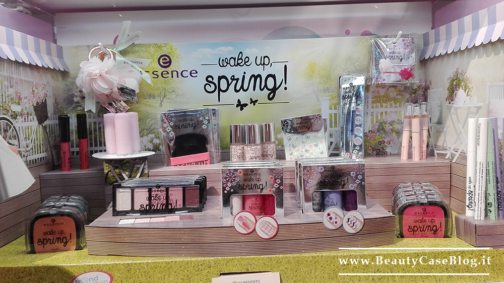 Colleizone Wake up Spring by Essence Cosmetics