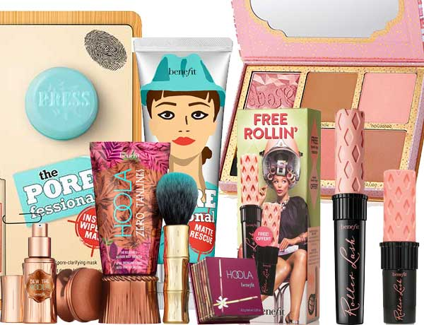 Benefit Cosmetics novità estate 2016