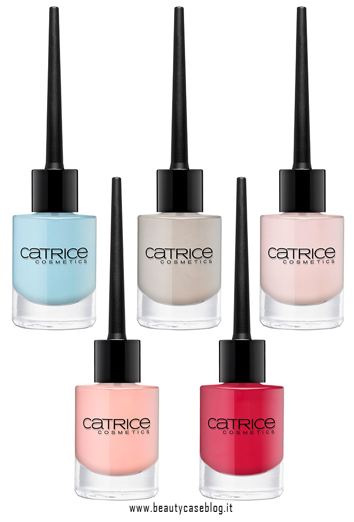 Limited edition Catrice Zensibility smalti