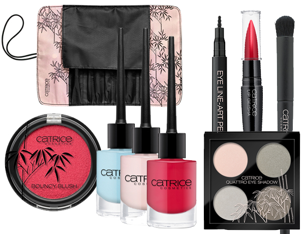 Limited edition Catrice Zensibility