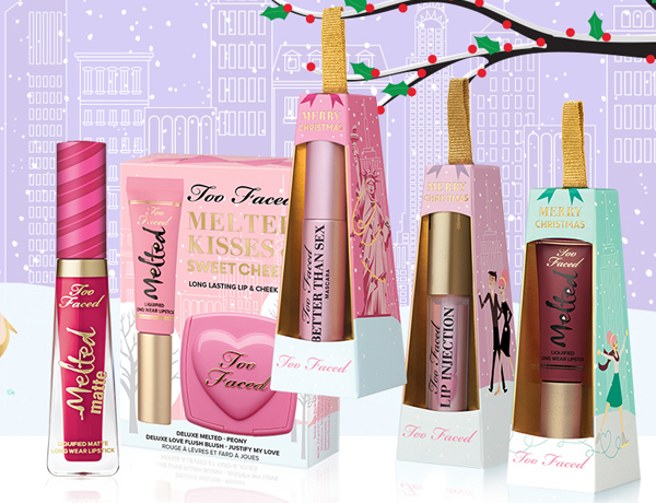 Too Faced Natale 2016 Kit