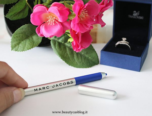 Marc Jacobs highliner matte gel eye crayon out of the blue